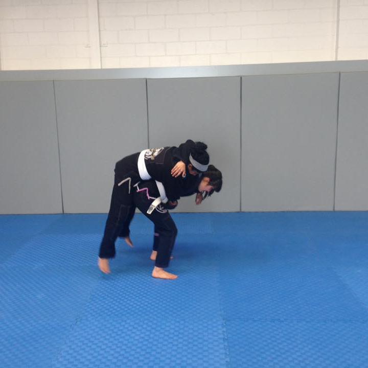 Summit jiu jitsu take down
