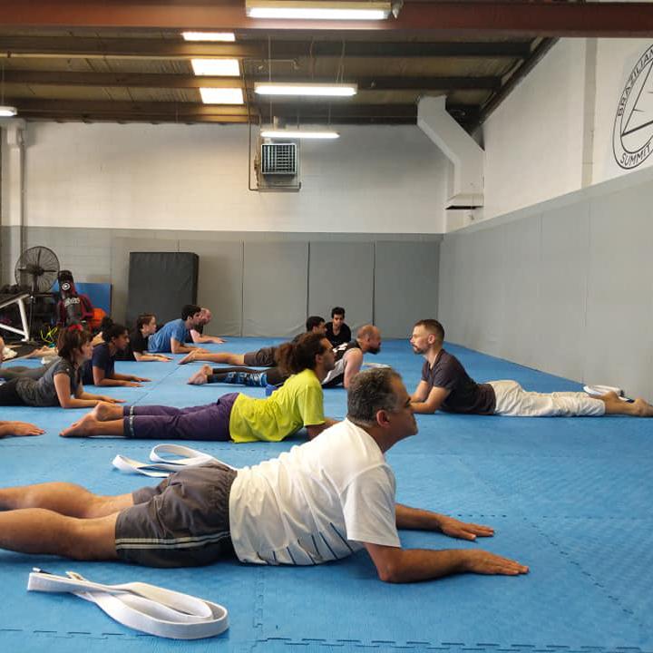 Summit jiu jitsu Yoga