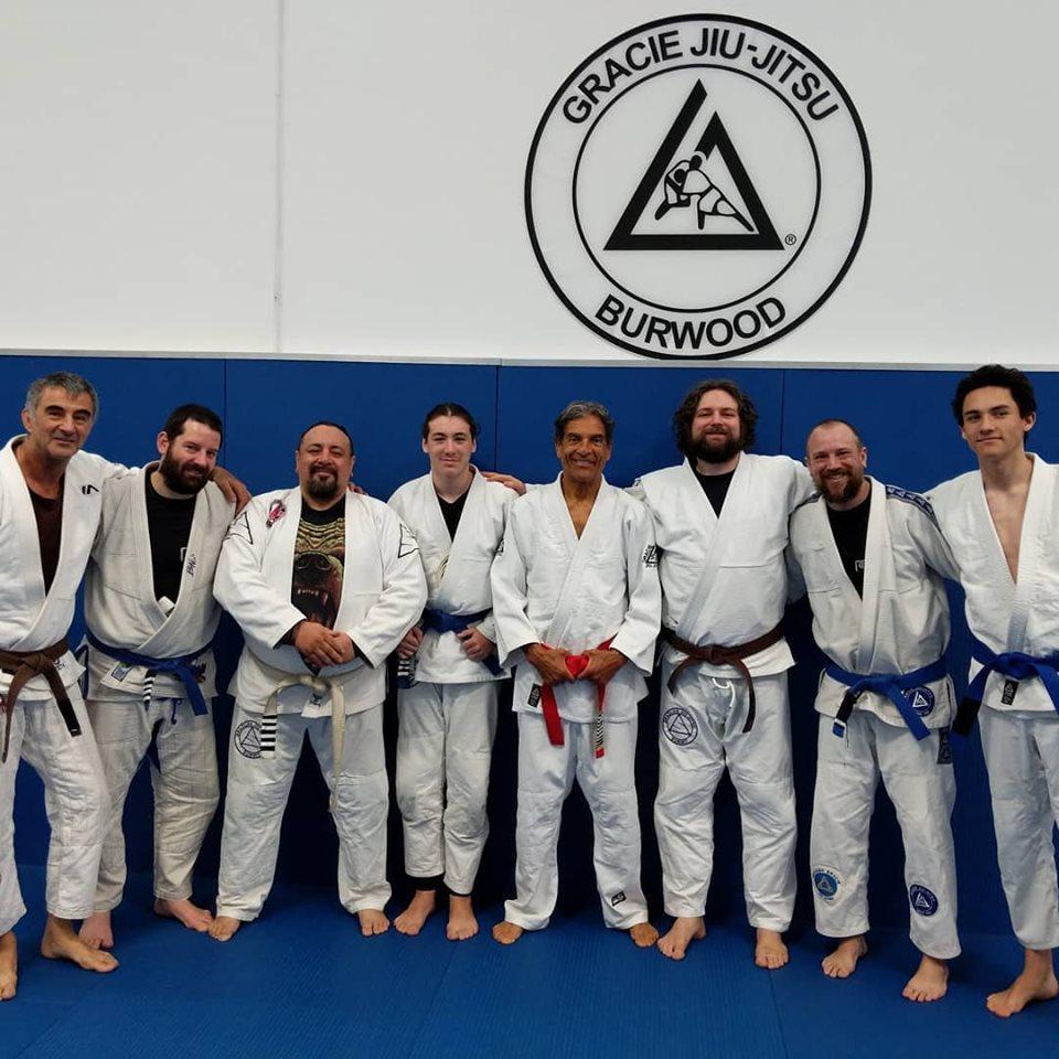 Summit Jiu Jitsu Gracie